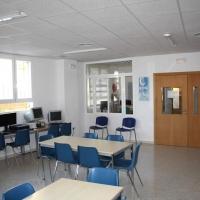 Sala infantil-juvenil