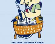 Cartel_Ilustracion Literaria