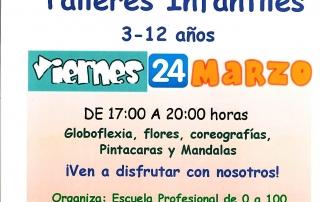 Cartel Talleres Infantiles_001