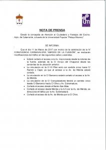 Nota de prensa2, IV Convivencia  Carnavalera_001