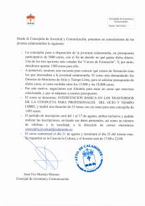 INTERVENCIÓN BÁSICA EN LOS TRASTORNOS DE LA <a href=