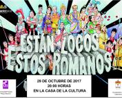 Cartel ESTAN LOCOS ESTOS ROMANOS_Page_1