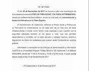 Nota de prensa, TREN DIGNO YA_Page_1