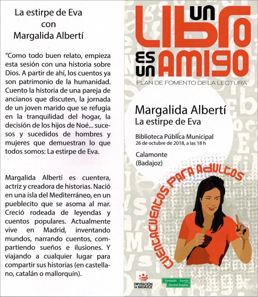 Separata cuentacuentos adultos 2018 Margalide Albertí (1)