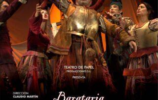 CARTEL DE BARATARIA