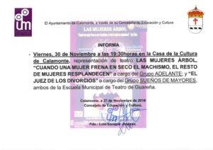 Nota de Prensa Teatro Guareña_001