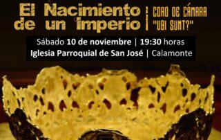 concierto Isabel en Calamonte
