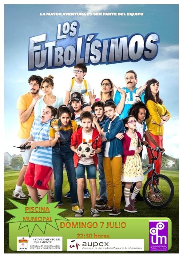 CARTEL CINE. LOS FUTBOLISIMOS_001