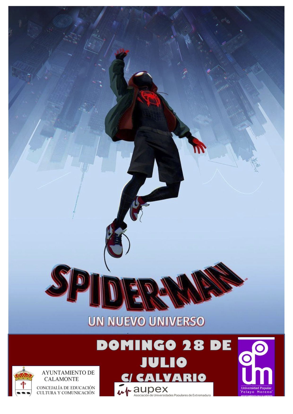 Cartel Spider-man