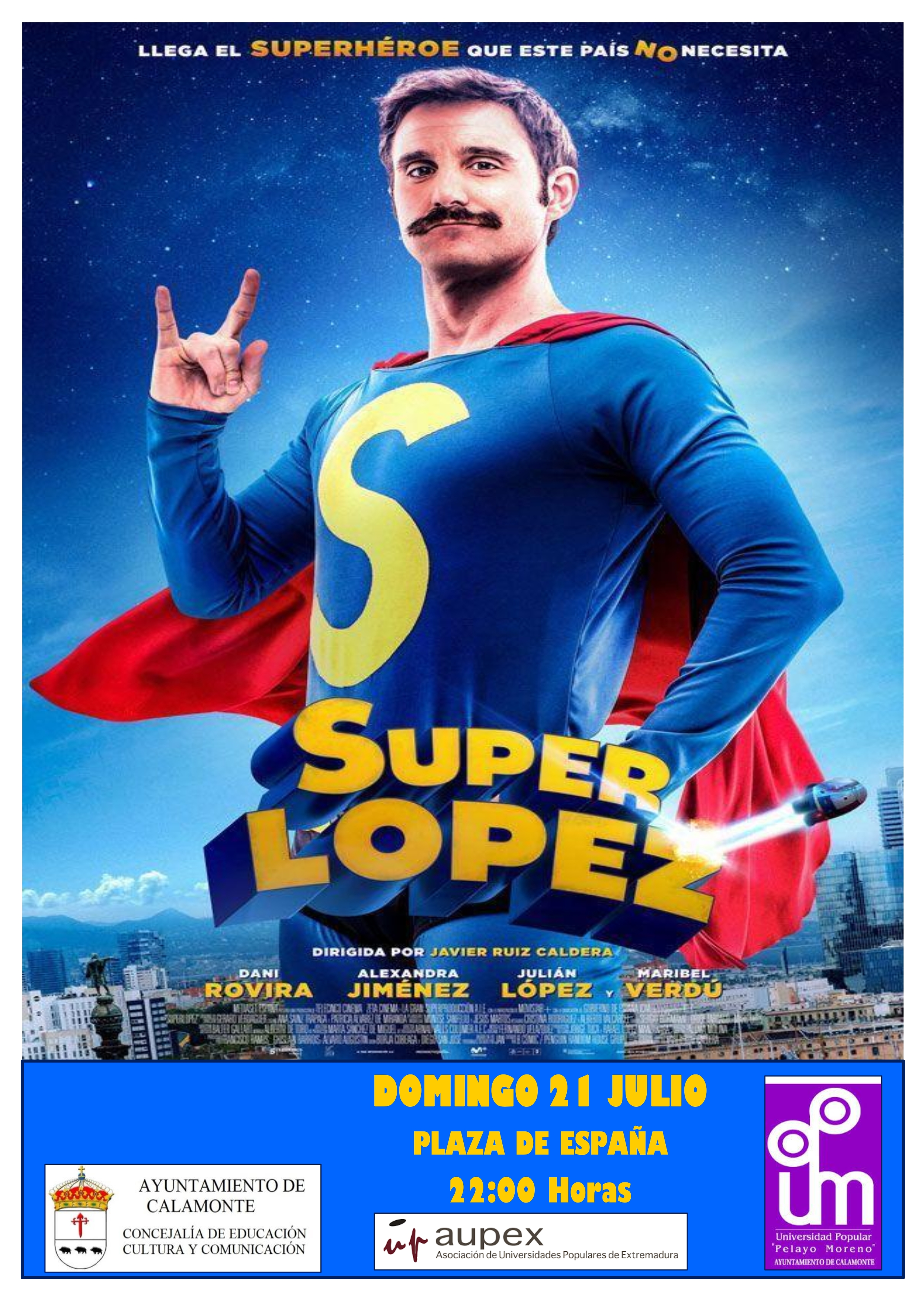 Cartel SuperLópez_001