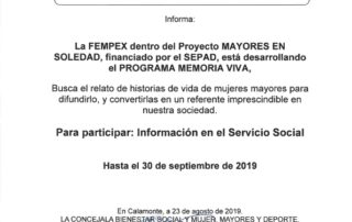 NOTA DE PRENSA PROGRAMA MEMORIA VIVA_001