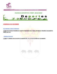 AGENDA DEPORTIVA PEDRO2