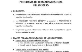 NOTA DE PRENSA TERMALISMO SOCIAL TEMPORADA 2020_001