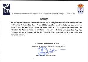 Nota de Prensa Fotos <a href=