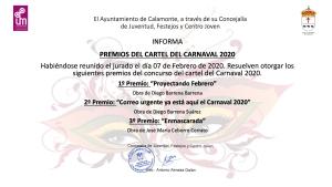 premios cartel