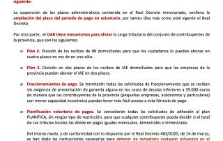 20200318_Otros_INFORMACIÓN OAR