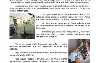 Calamonte Solidario-Ayto. Calamonte