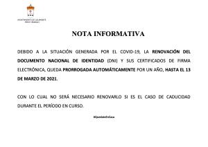 nota informativa renovacion <a href=